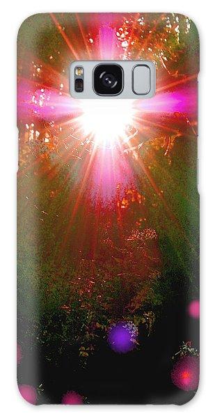 Forest Spirit Galaxy Case
