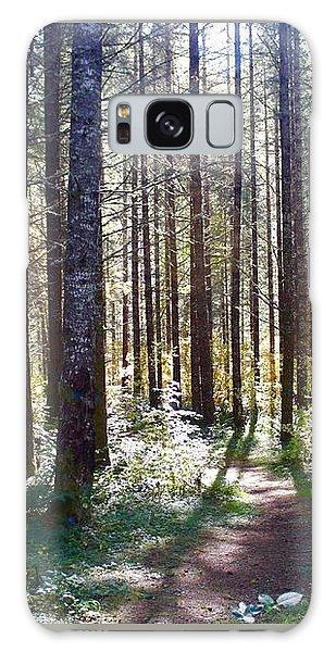 Forest Stroll Galaxy Case