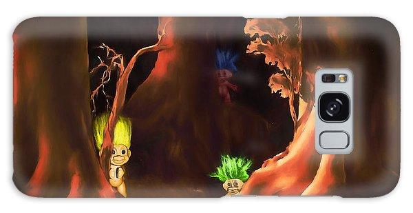 Forest Trolls Galaxy Case