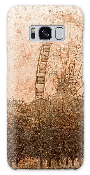 Paris, France - Forest Wheel Galaxy Case