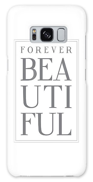 Thought Galaxy Case - Forever Beautiful by Samuel Whitton