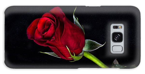 Forever Lasting Rose  Galaxy Case