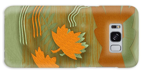Olive Branch Galaxy Case - Forever Leaves by Ben and Raisa Gertsberg