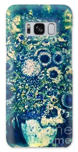 Forget Me Knot Galaxy Case