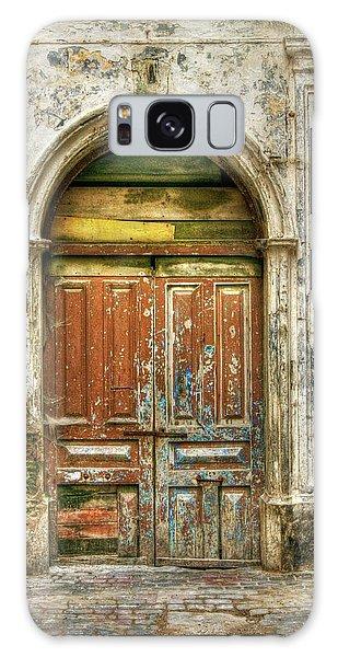 Forgotten Doorway Galaxy Case