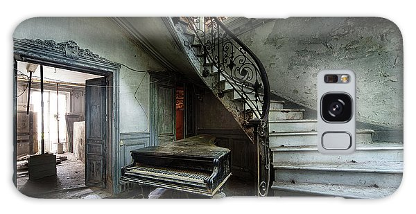 The Sound Of Decay - Abandoned Piano Galaxy Case