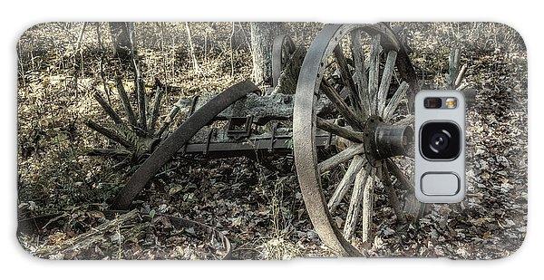 Cart Galaxy Case - Forgotten Wagon by Tom Mc Nemar