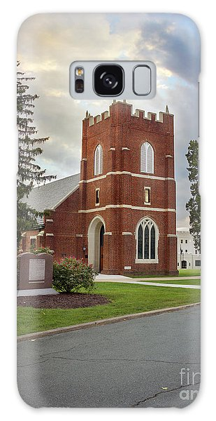 Fork Union Military Academy Wicker Chapel Sized For Blanket Galaxy Case