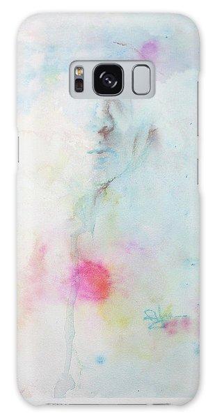 Forlorn Me Galaxy Case by Rachel Hames
