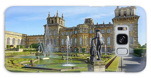 Formal Garden Blenheim Palace Galaxy Case