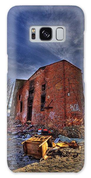 Brick House Galaxy Case - Forsaken Luxury by Evelina Kremsdorf