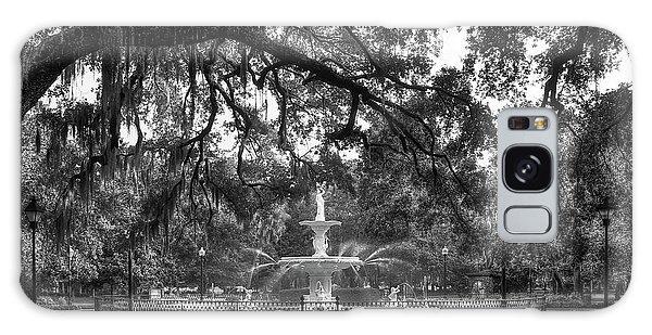 Forsyth Park Fountain 2 Savannah Georgia Art Galaxy Case