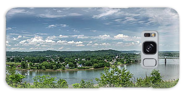 Fort Boreman Lookout Galaxy Case