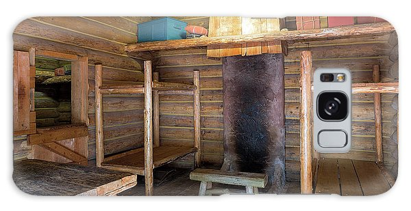 Galaxy Case - Fort Clatsop Living Quarters by David Gn
