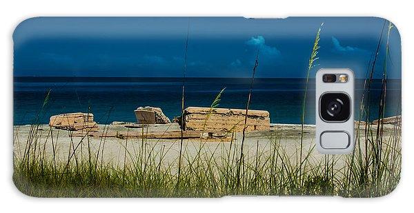 Fort Desoto Beach Galaxy Case
