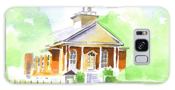 Fort Hill Methodist Church 2 Galaxy Case by Kip DeVore