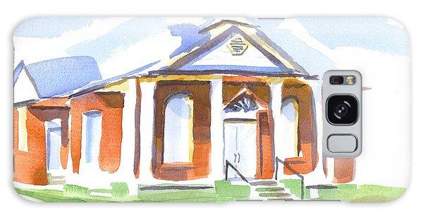 Fort Hill Methodist Church Galaxy Case by Kip DeVore