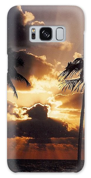 Fort Lauderdale Beach Galaxy Case