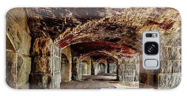 Fort Popham Galaxy Case