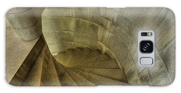 Fort Popham Stairwell Galaxy Case