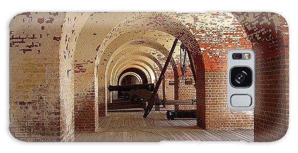 Fort Pulaski II Galaxy Case