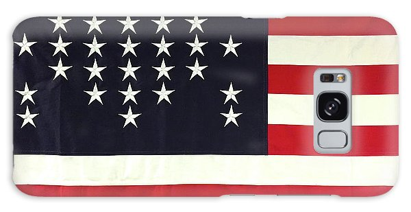 Fort Sumter Flag Galaxy Case