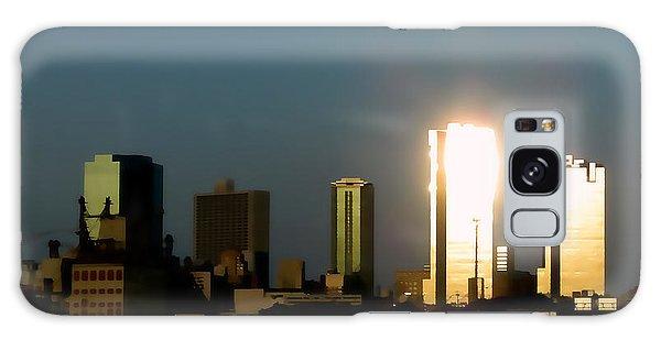 Fort Worth Gold Galaxy Case