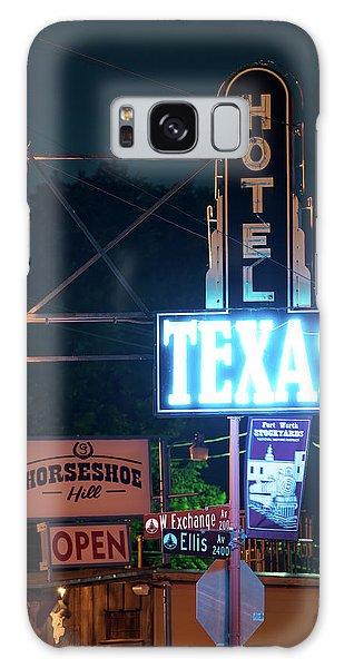 Fort Worth Hotel Texas 6616 Galaxy Case