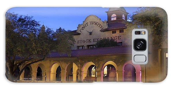 Fort Worth Livestock Exchange Galaxy Case