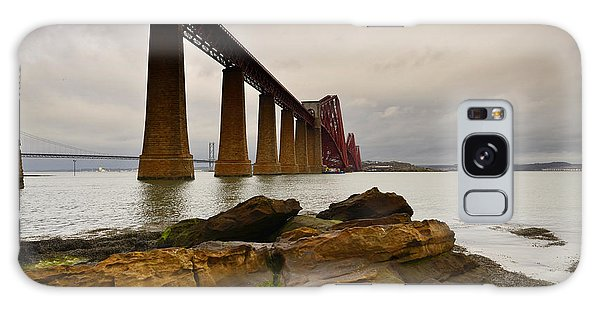 Scottish Galaxy Case - Forth Rail Bridge by Smart Aviation