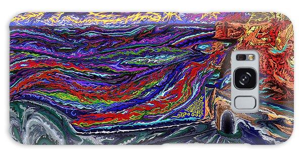 Fortresse De Tanger Galaxy Case by Robert SORENSEN