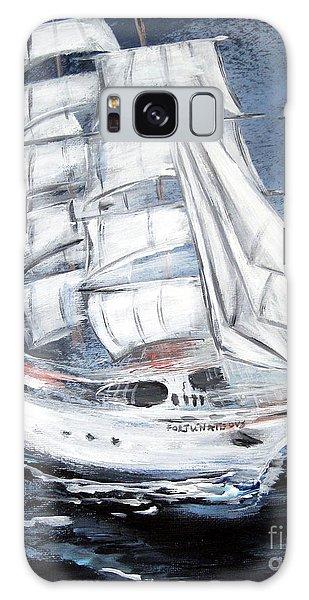 Fortunate. Sailing Ship Galaxy Case