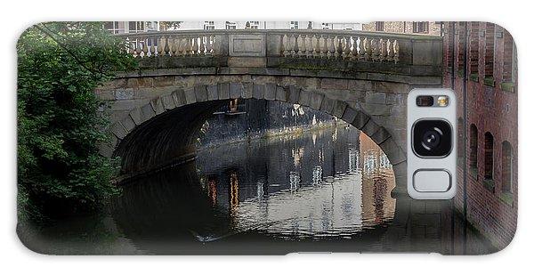 Galaxy Case featuring the photograph Foss Bridge - York by Scott Lyons
