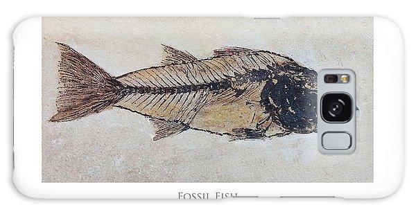 Fossil Fish Galaxy Case