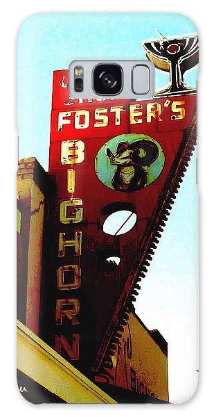 Foster's Bighorn Cafe Galaxy Case