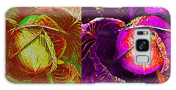 Four Cabbage  Galaxy Case