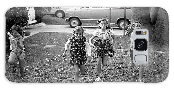 Four Girls Racing, 1972 Galaxy Case