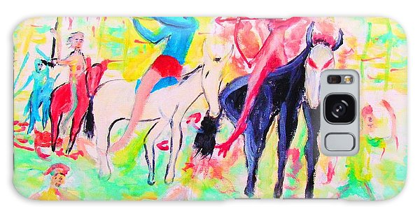 Four Horsemen Galaxy Case
