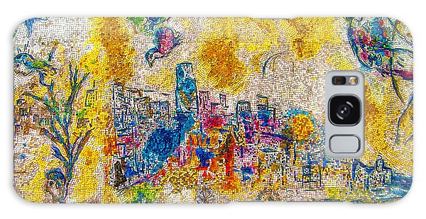 Four Seasons Chagall Galaxy Case