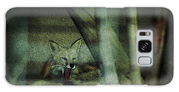 Fox Cry Galaxy Case