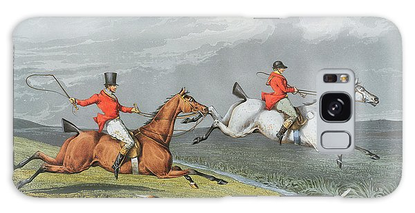 Whip Galaxy Case - Fox Hunting - Full Cry by Charles Bentley