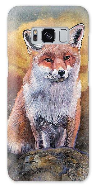 Fox Knows Galaxy Case