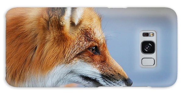 Sly Galaxy Case - Fox Profile by Mircea Costina Photography