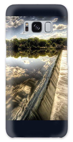 Fox River At The Geneva Dam Galaxy Case