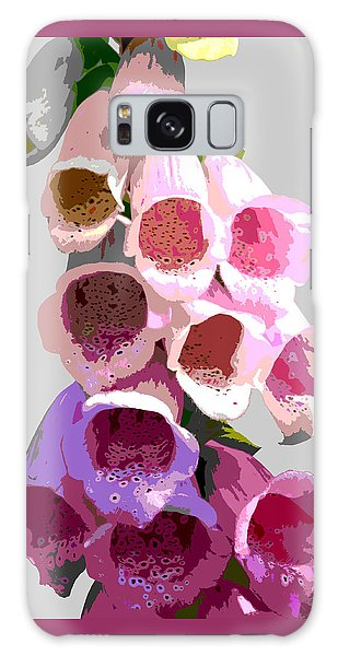 Foxglove Galaxy Case