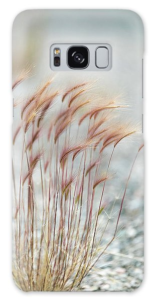 Foxtails Galaxy Case