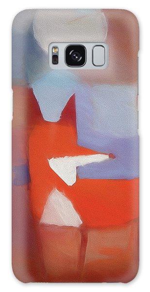 Foxy Art Galaxy Case
