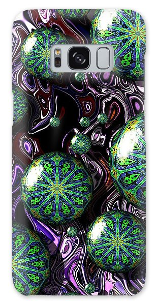 Fractal Abstract 7816.5 Galaxy Case