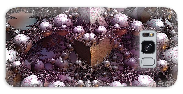 Fractal Mine Field Galaxy Case