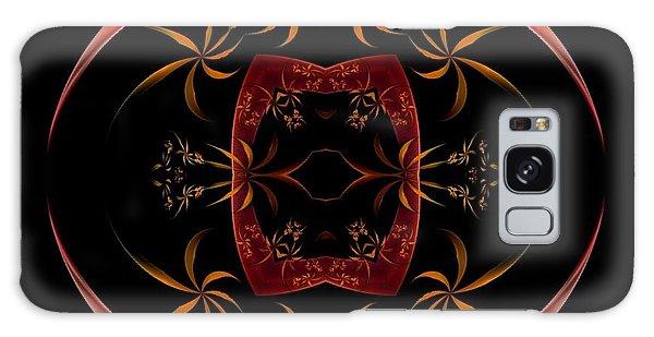 Fractal Symmetry Galaxy Case